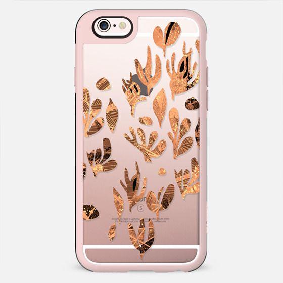 golden plants - New Standard Case