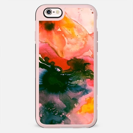watercolor abstract - New Standard Case