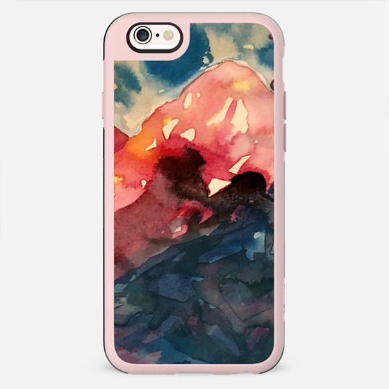 watercolor landscape - New Standard Case