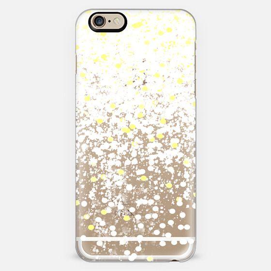 pink confetti -