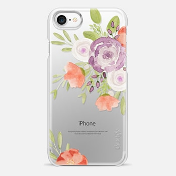 iPhone 7 ケース Floral Bouquet