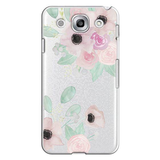 Optimus G Pro Cases - Anemones + Roses