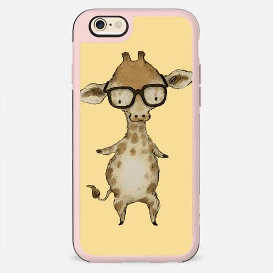 Groovy Giraffe by Ariana Koultourides - New Standard Case