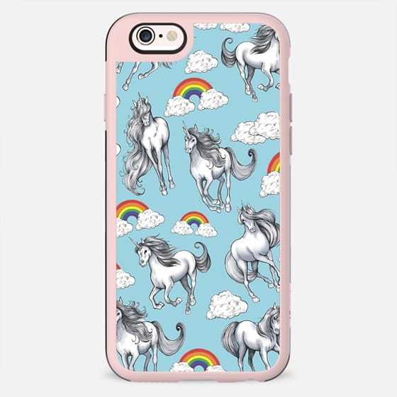 Unicorns by Gina Schiappacasse - New Standard Case