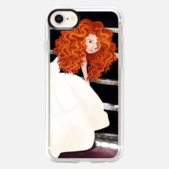 Merida @ JLaw by Victoria Rosas  - Snap Case