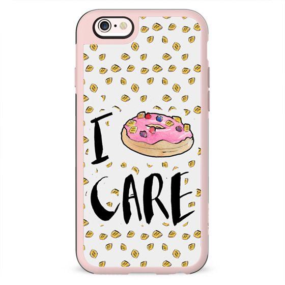 I Donut Care - Tile by Liana Kangas