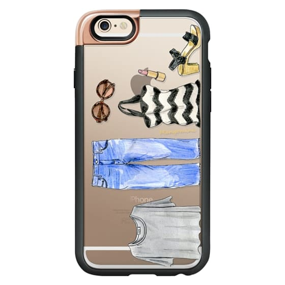 iPhone 6 Cases - Casual Chic by Cindy Mangomini