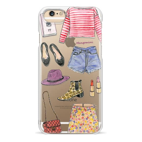 iPhone 6 Cases - Alexa Chung <3 by Cindy Mangomini