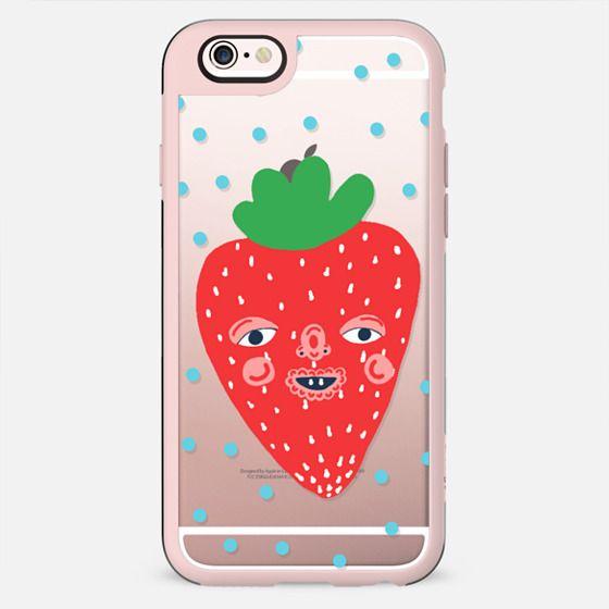 Strawberry Guy by Katie Kimmel - New Standard Case