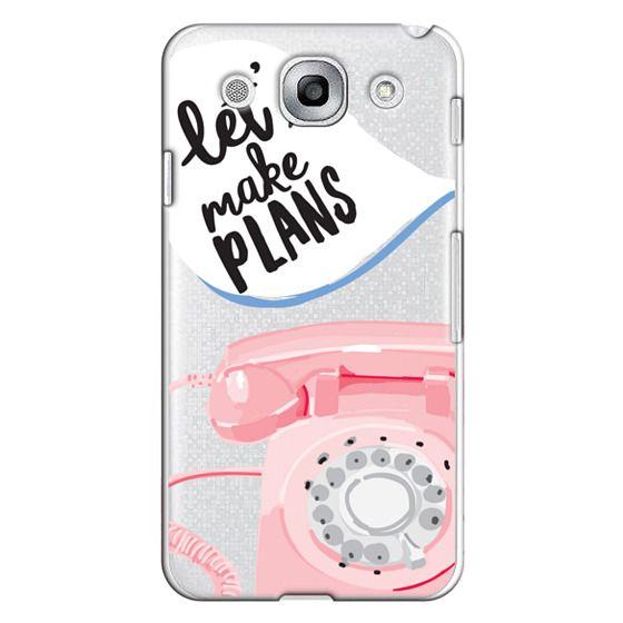 Let's Make Plans
