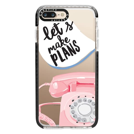iPhone 7 Plus Cases - Let's Make Plans
