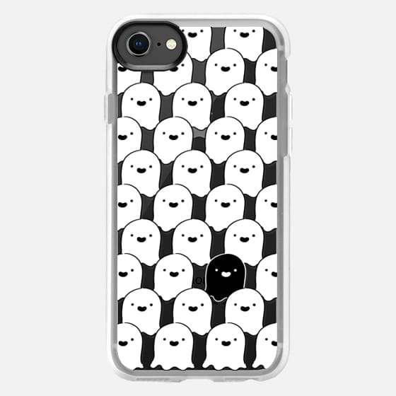Ghost Ghost by imushstore - Snap Case
