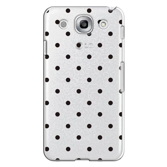 Black dot dot by imushstore