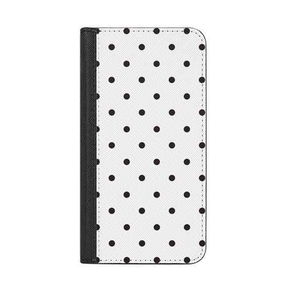 iPhone 6 Plus Cases - Black dot dot by imushstore