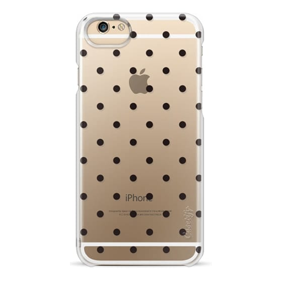 iPhone 6 Cases - Black dot dot by imushstore