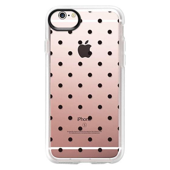 iPhone 6s Cases - Black dot dot by imushstore