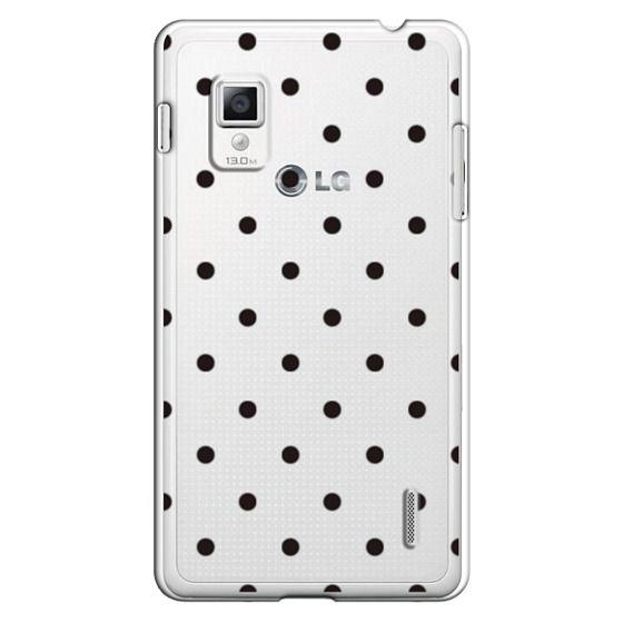 Optimus G Cases - Black dot dot by imushstore