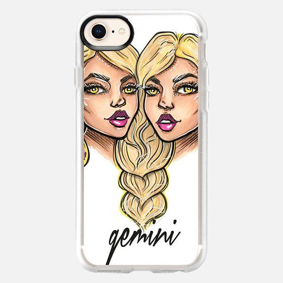 Gemini - Zodiac Series  - Snap Case