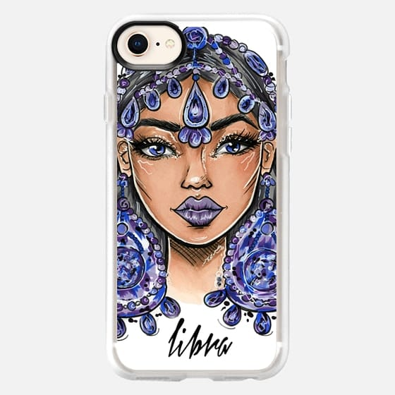 Libra - Zodiac Series  - Snap Case
