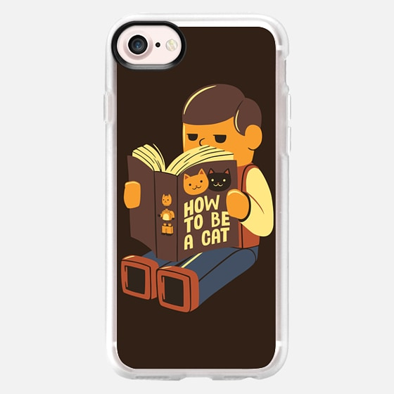 How To Be a Cat - Classic Grip Case