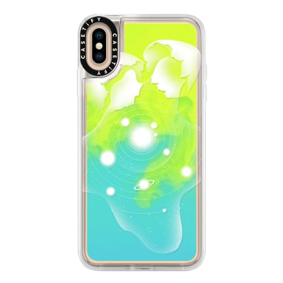 iPhone XS Max Cases - Cosmic Egg Shell Soft