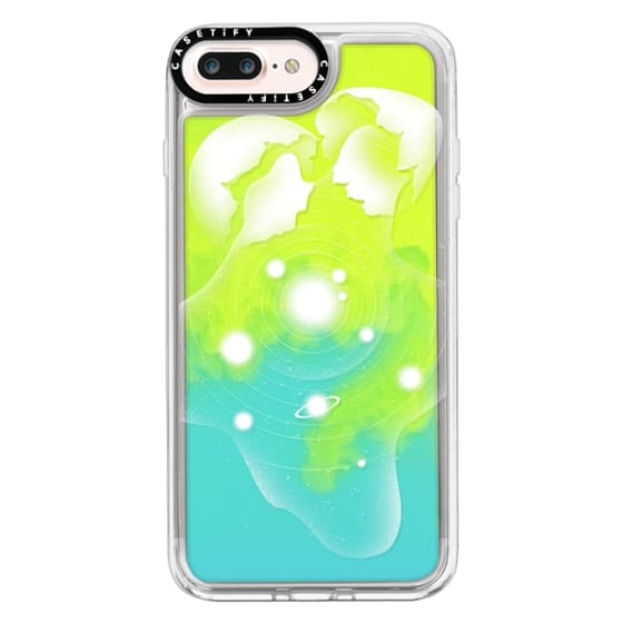 iPhone 7 Plus Cases - Cosmic Egg Shell Soft