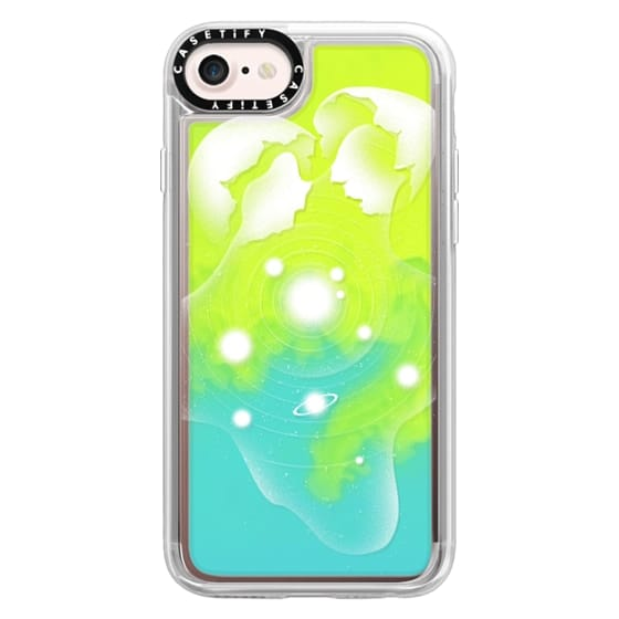 iPhone 7 Cases - Cosmic Egg Shell Soft