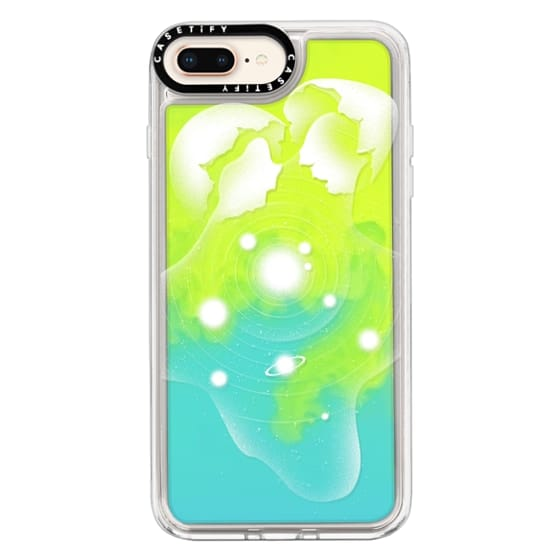 iPhone 8 Plus Cases - Cosmic Egg Shell Soft