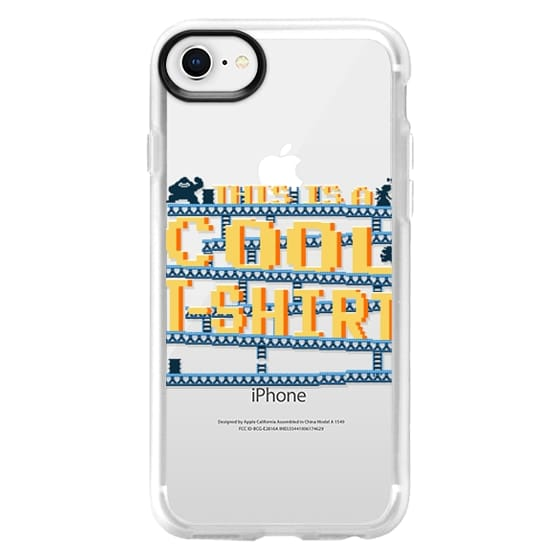 iPhone 8 Cases - Soft This Is a Cool Tshirt