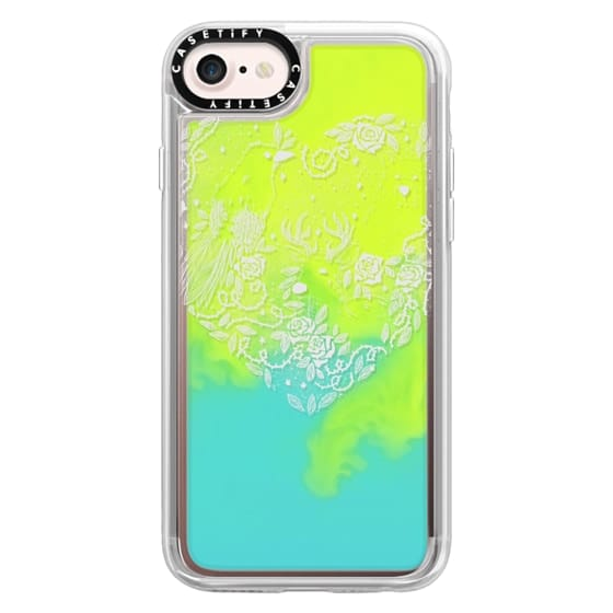 iPhone 7 Cases - Foggy Forest Soft