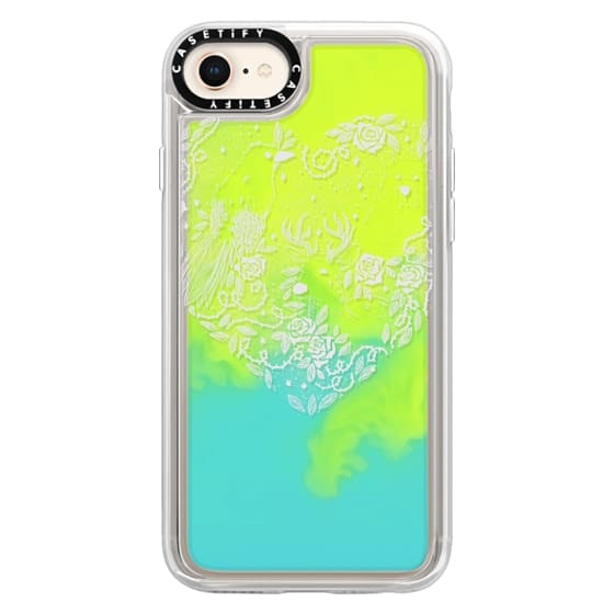 iPhone 8 Cases - Foggy Forest Soft