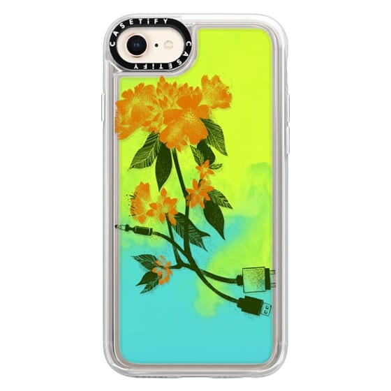 iPhone 8 Cases - Digital Spring Soft
