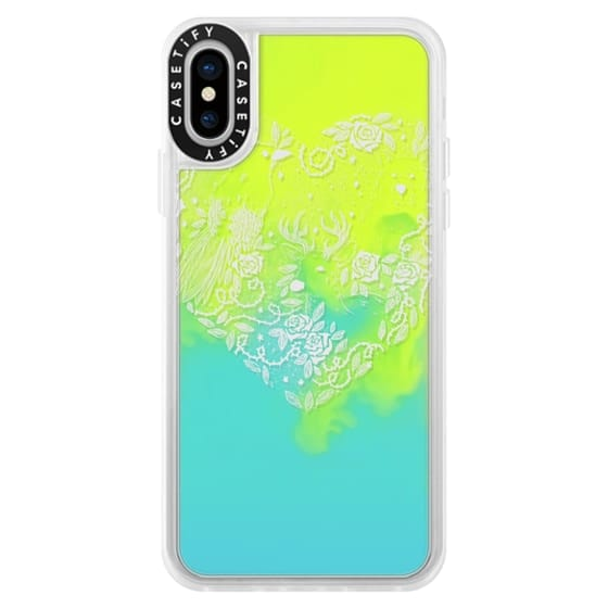 iPhone X Cases - Foggy Forest Soft