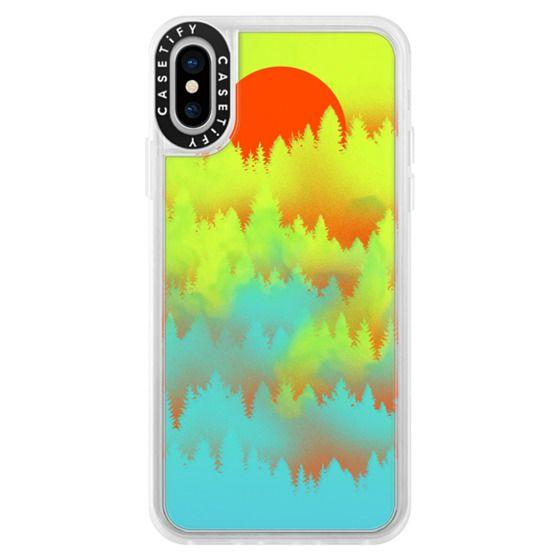 iPhone X Cases - Soft Incendio