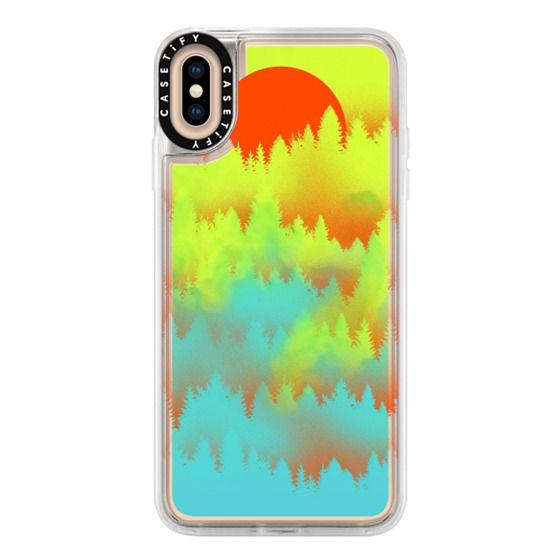 iPhone XS Max Cases - Soft Incendio