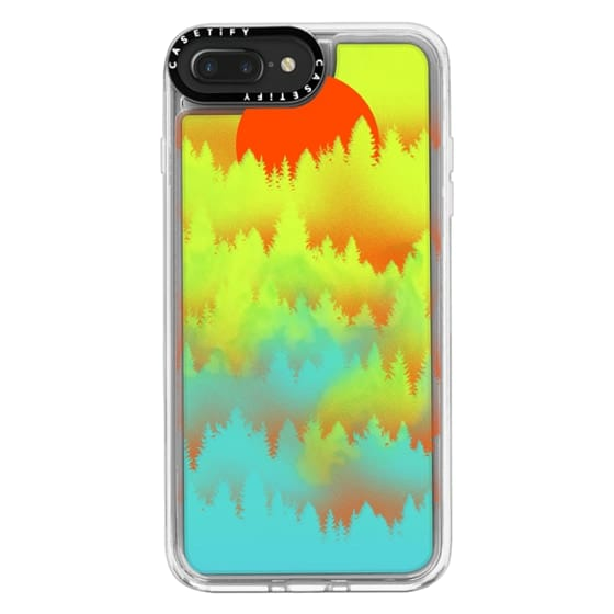 iPhone 7 Plus Cases - Soft Incendio