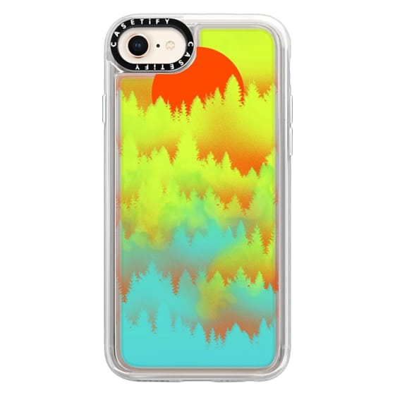iPhone 8 Cases - Soft Incendio