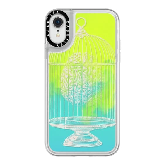 iPhone XR Cases - Soft Free My Mind