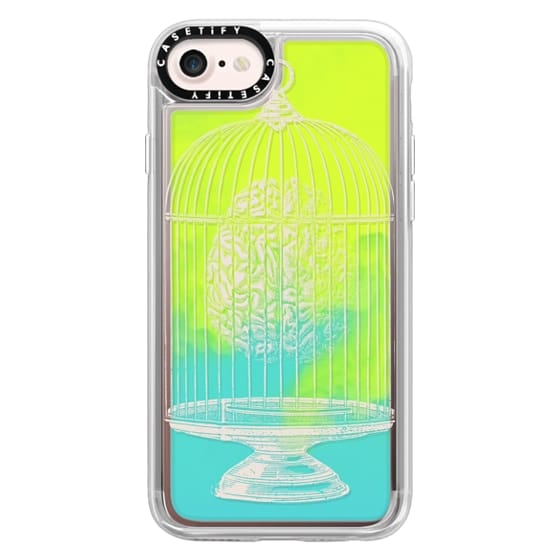 iPhone 7 Cases - Soft Free My Mind