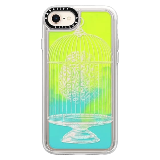 iPhone 8 Cases - Soft Free My Mind