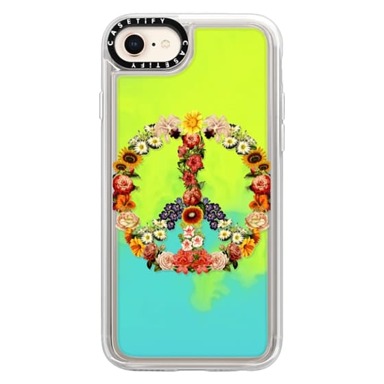 iPhone 8 Cases - Soft Flower Power