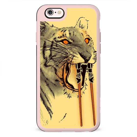 Saber-toothed Tiger {yellow}