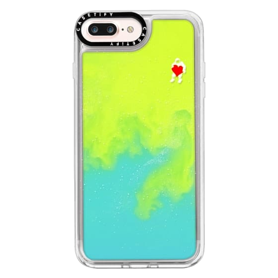 iPhone 7 Plus Cases - Soft Love Space