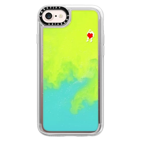 iPhone 7 Cases - Soft Love Space