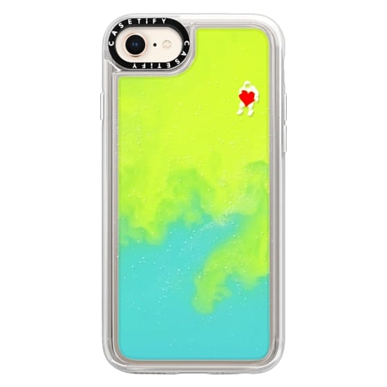 iPhone 8 Cases - Soft Love Space
