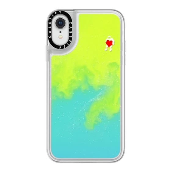 iPhone XR Cases - Soft Love Space