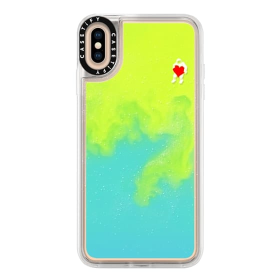 iPhone XS Max Cases - Soft Love Space