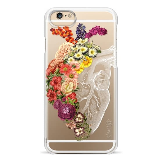 iPhone 6 Cases - Soft Flower Heart Spring