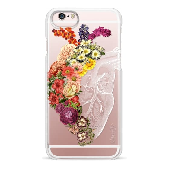 iPhone 6s Cases - Soft Flower Heart Spring