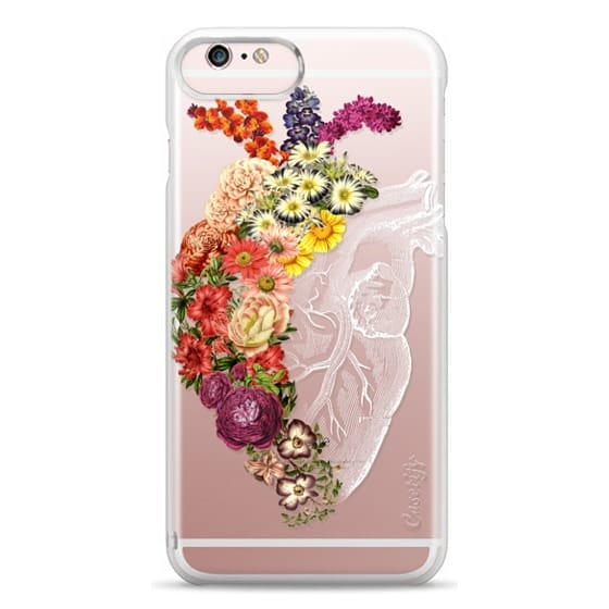 iPhone 6s Plus Cases - Soft Flower Heart Spring